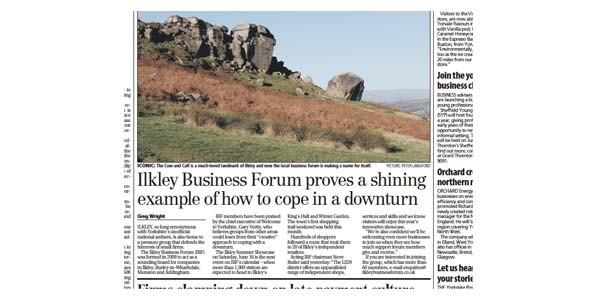 Big Coverage for Business Event