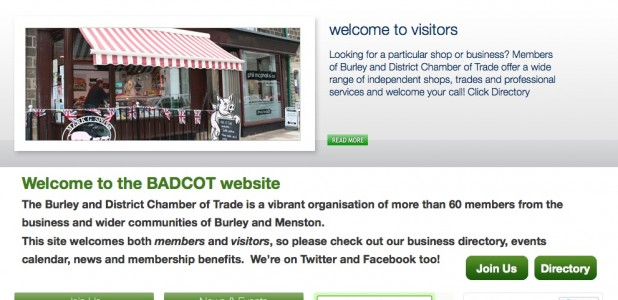 Building Business at BADCOT